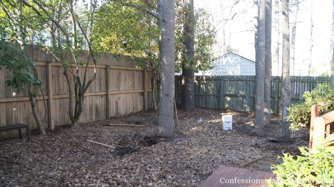 backyard renovation idea