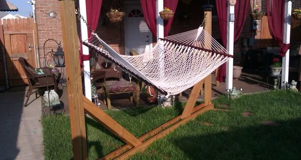 15 DIY Hammock Stand to Build This Summer – Home And