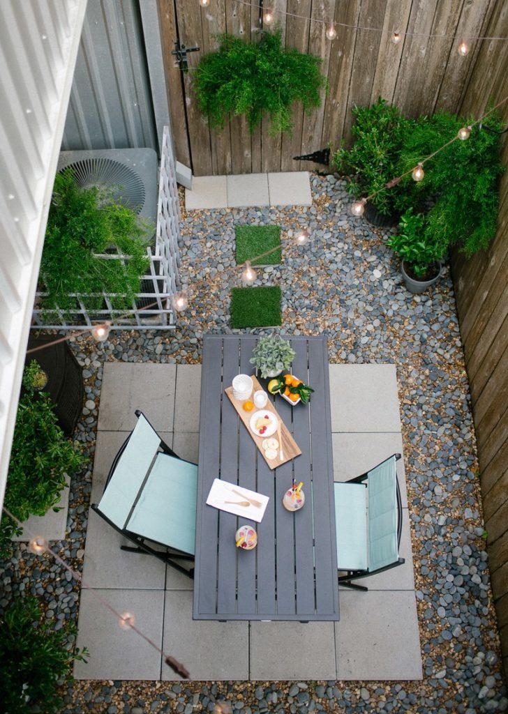 idea to redo your backyard