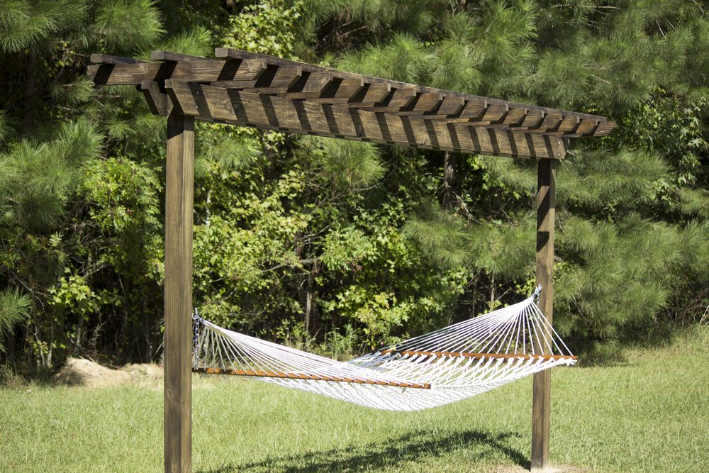 15 Diy Hammock Stand To Build This Summer Home And