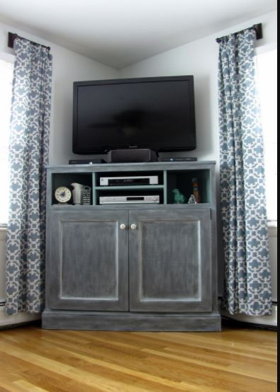 33 DIY TV Stands You Can Build Easily In A Weekend – Home