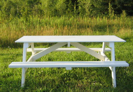 Lightweight Classic picnic table