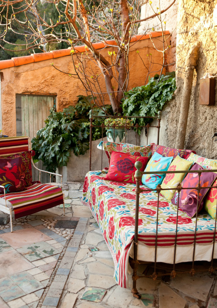 30 inspiring patio decorating ideas to relax on a hot days - Indoor patio decorating ideas ...