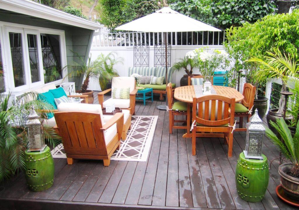 outdoor decorating idea