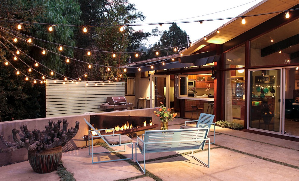 patio idea on a budget - Patio Decorating Ideas