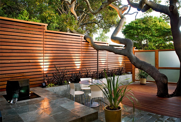 patio idea to build the outdoor space