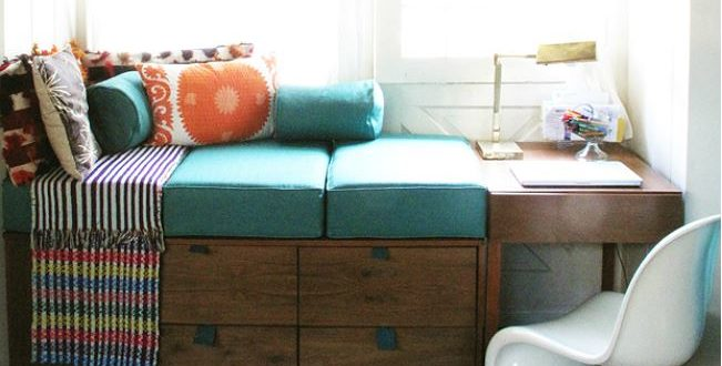 12 DIY Window Seats-A Cozy Nook For Reading and Relaxing