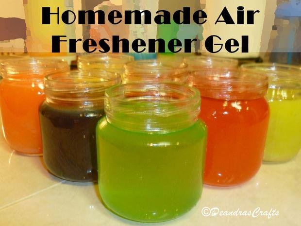 Gel Air Fresheners