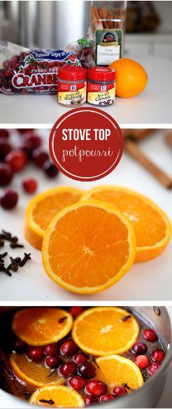 Stove Top Potpourri