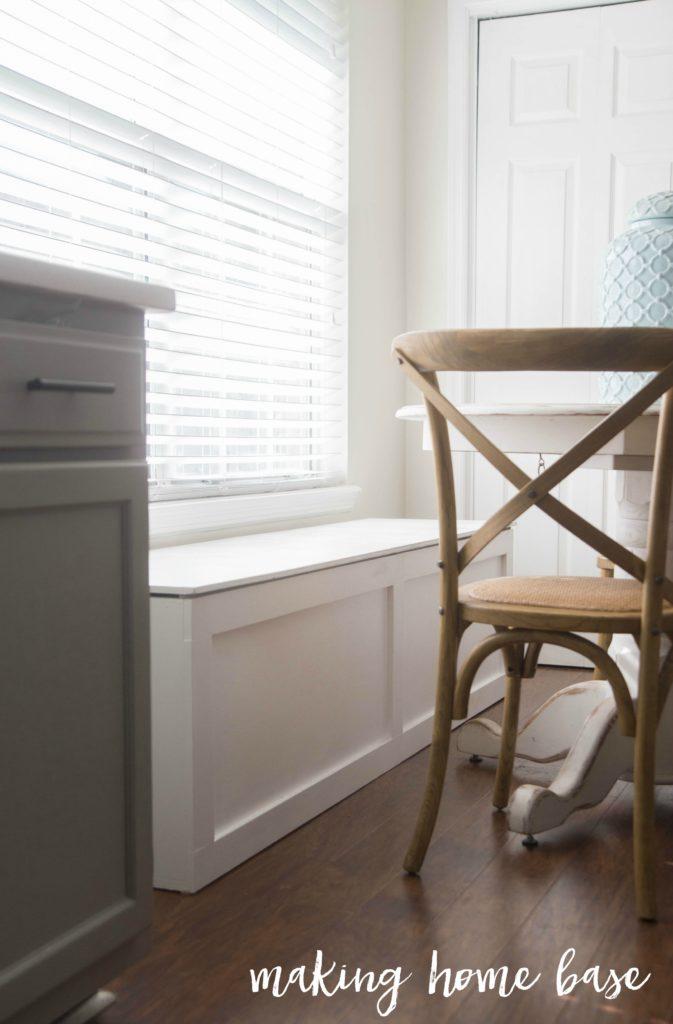 style of window seat