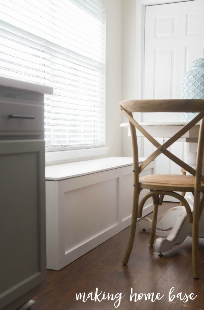 style of window seat