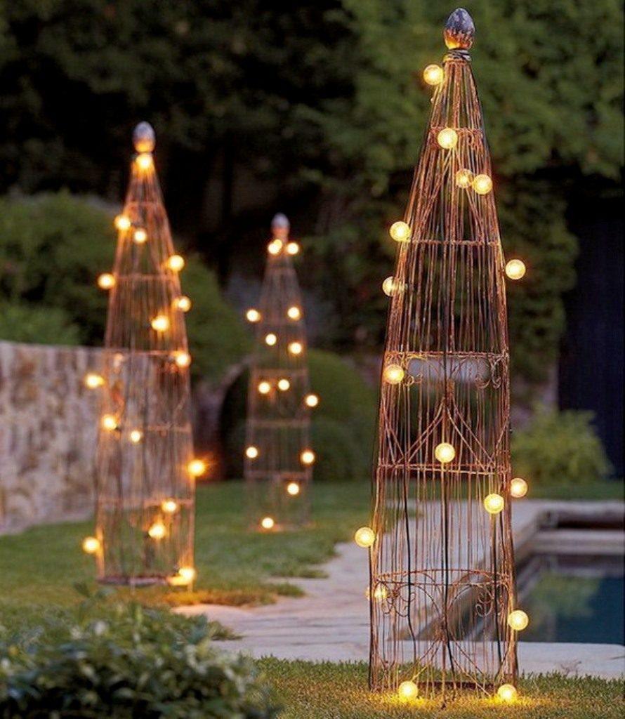 Organic Garden Lights