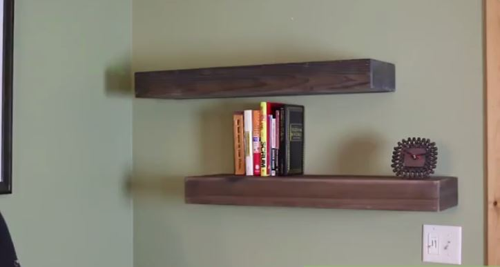 Simple Shelves