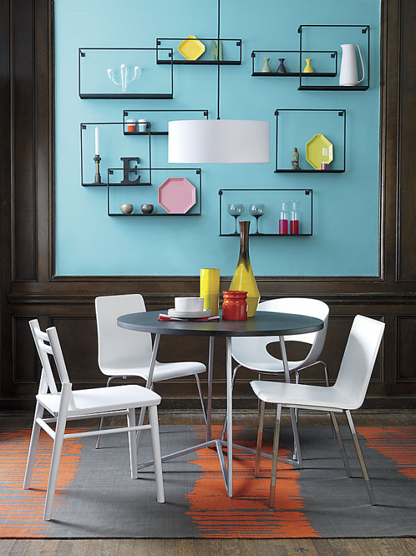 20 fabulous dining room wall decorating ideas home and gardening ideas. Black Bedroom Furniture Sets. Home Design Ideas
