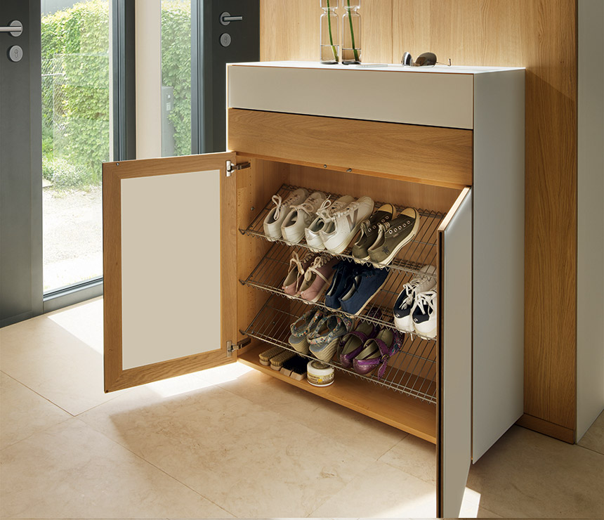 hallway-shoe-storage & 30 Fabulous Hallway Storage Ideas u2013 Home And Gardening Ideas
