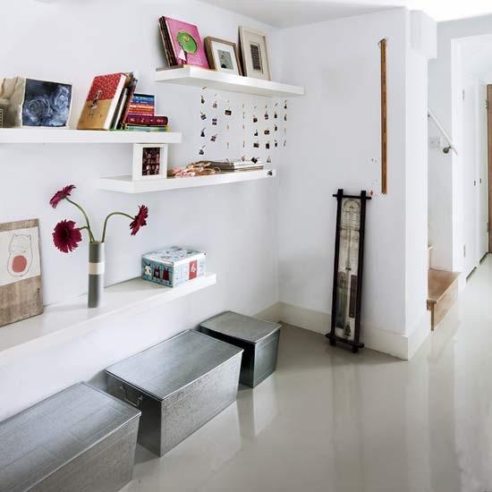 30 fabulous hallway storage ideas