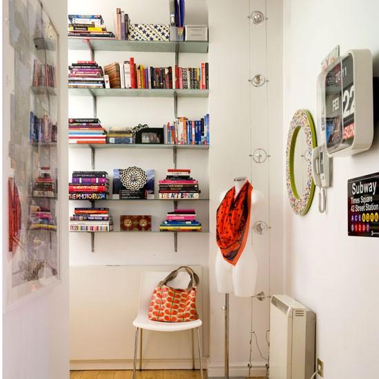 Modern Storage Shelves