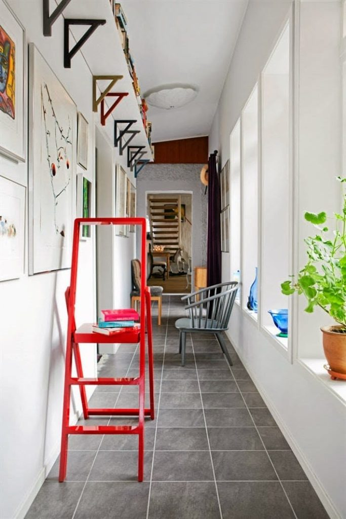 30 Fabulous Hallway Storage Ideas Home And Gardening Ideas