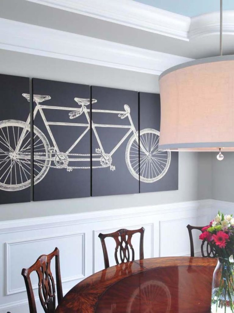 dining-room-wall-idea
