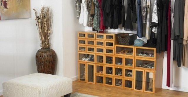 Hallway Storage Idea