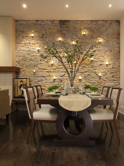 20 Fabulous Dining Room Wall Decorating Ideas – Home And Gardening ...