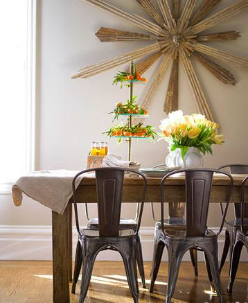 20 fabulous dining room wall decorating ideas home and - Dining room wall art ideas ...