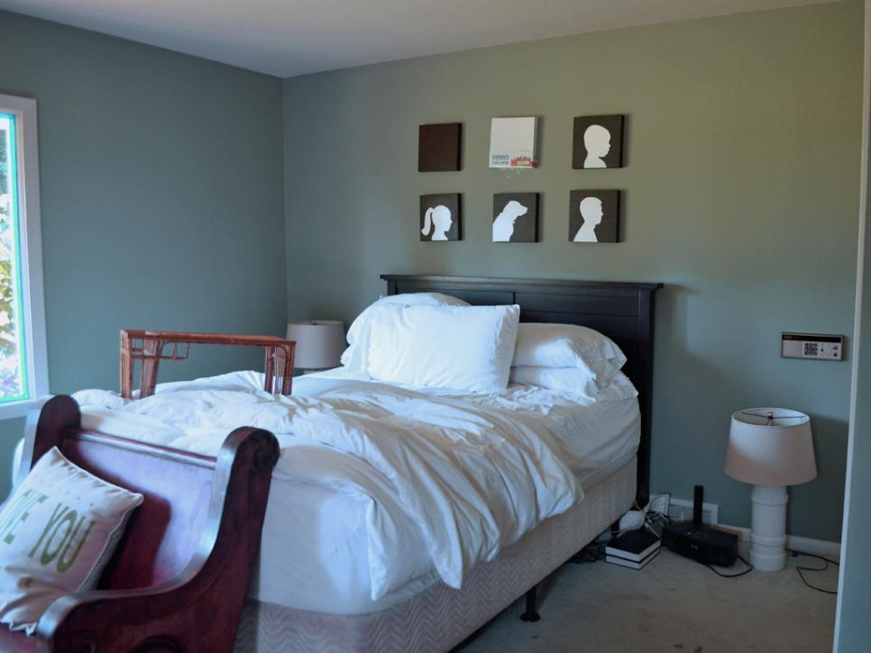 10 bedroom makeovers transform a boring room into a for Master bedroom makeover ideas