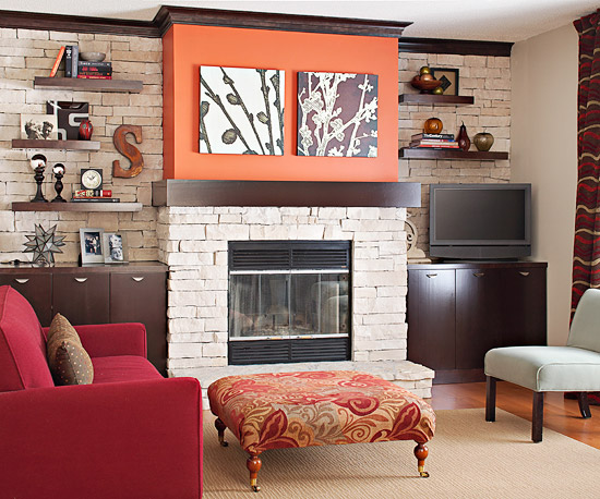 15 elegant diy fireplace mantel and surrounds home and gardening