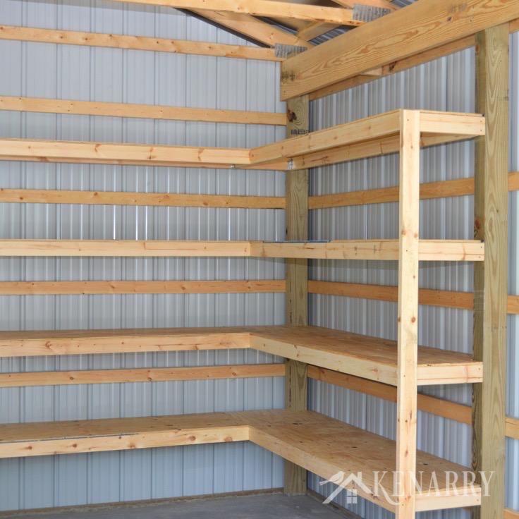 corner-shelves-garage-pole-barn