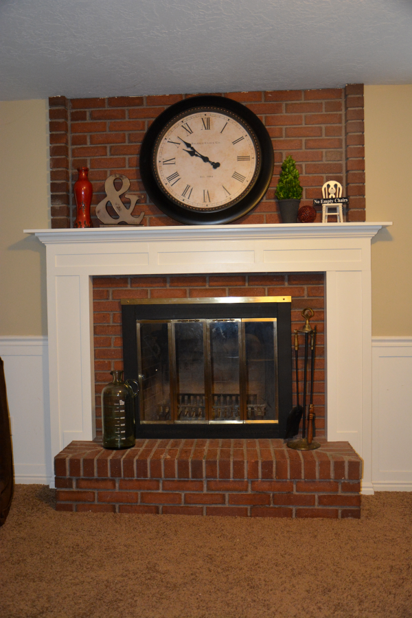 fireplace-mantel-plans