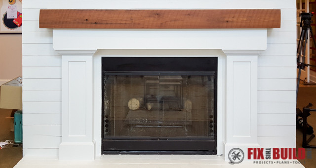 mantel-and-surround