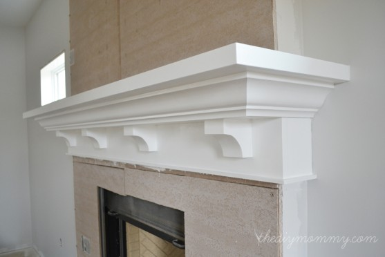 15 Elegant Diy Fireplace Mantel And Surrounds Home And Gardening Ideas
