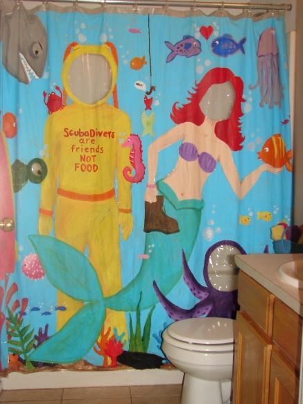 15 Elegant Bathroom Shower Curtain Ideas – Home And Gardening Ideas