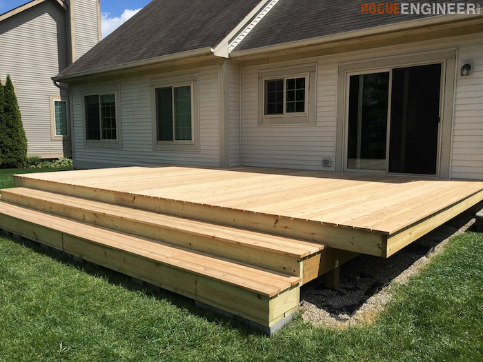 15 DIY Decks You Can Build Yourself For Outdoor Retreat