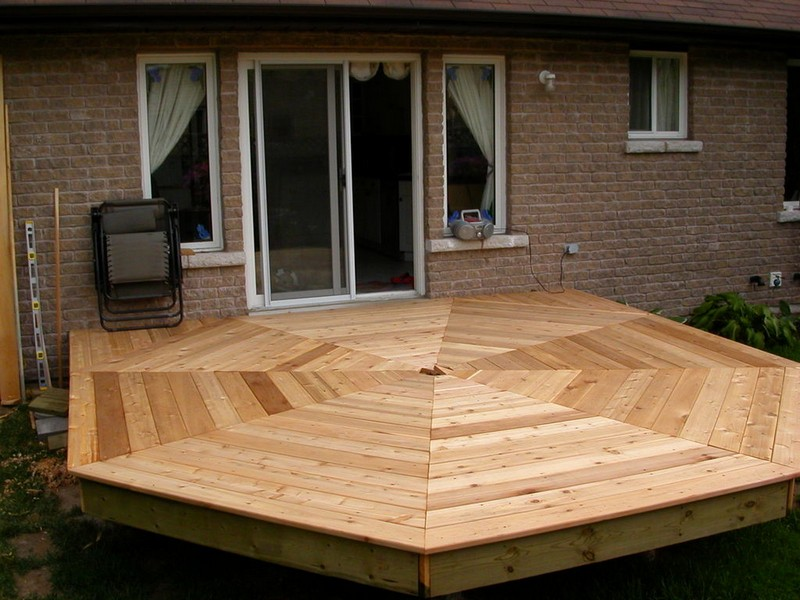 15 DIY Decks You Can Build Yourself For Outdoor Retreat Home And