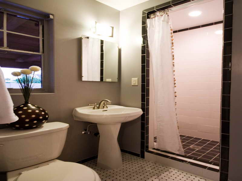 shower curtain ideas for small bathrooms 15 bathroom shower curtain ideas home and 27447