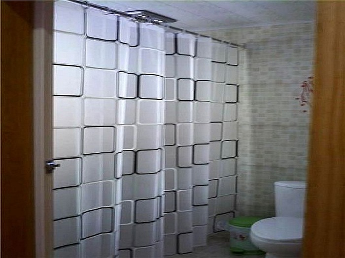 modern shower curtain - Shower Curtain Design Ideas