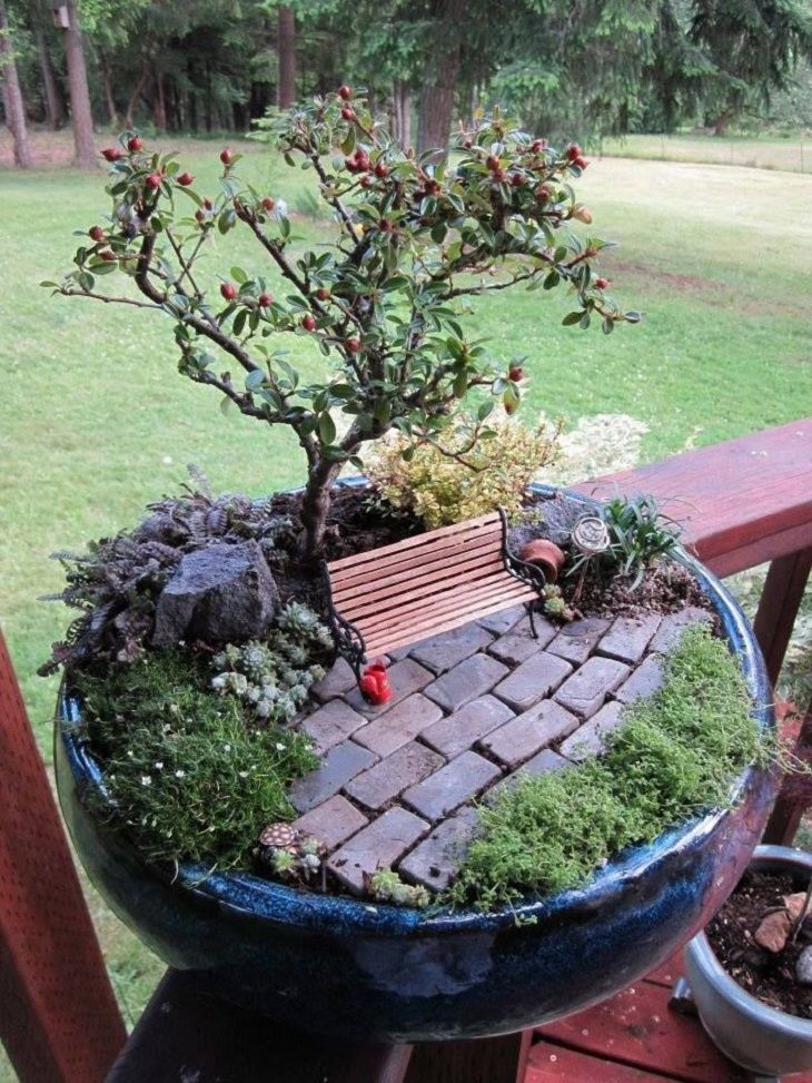 Swell 25 Fun Fairy Garden Ideas Your Kids Will Love To Make One Ncnpc Chair Design For Home Ncnpcorg