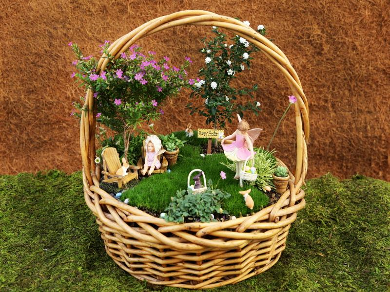 Easter Basket Fairy