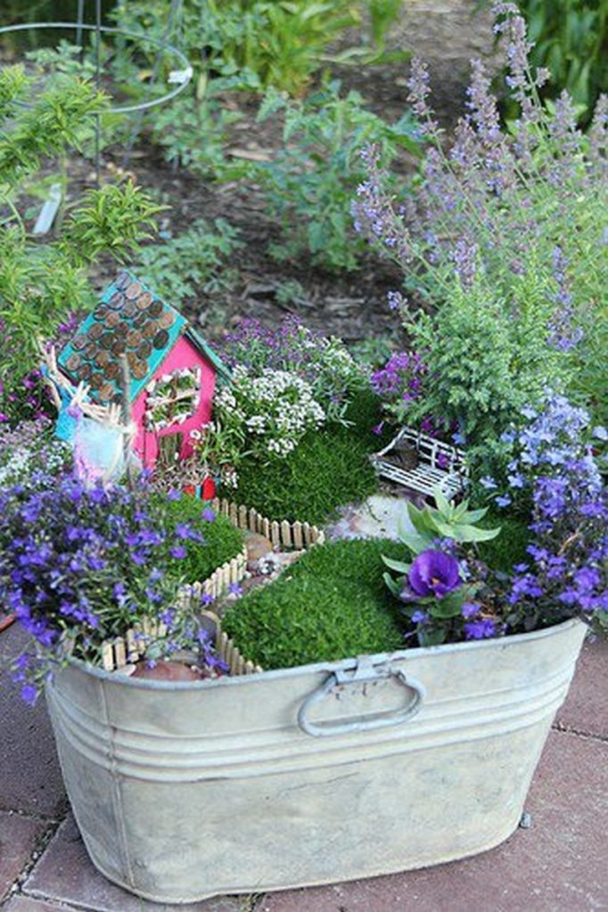 25 Fun Fairy Garden Ideas Your Kids Will Love To Make One