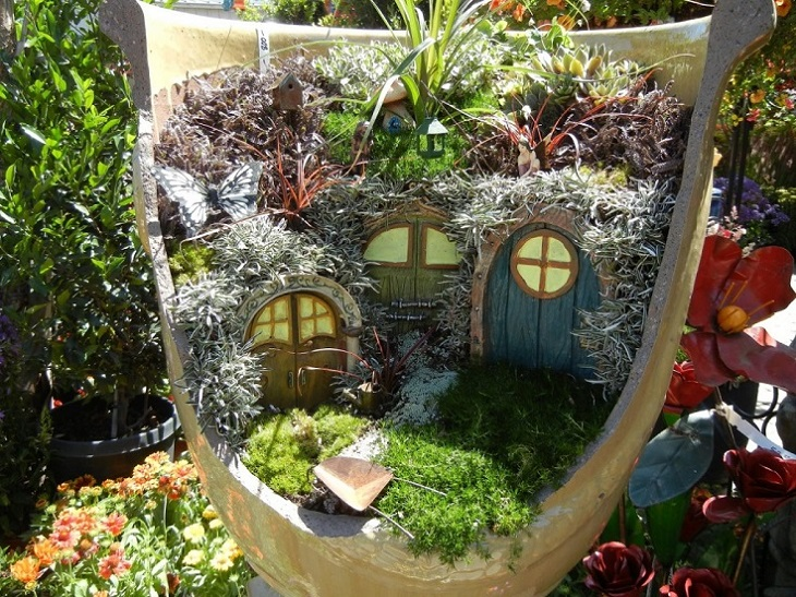 25 Fun Fairy Garden Ideas Your Kids Will Love To Make One Home