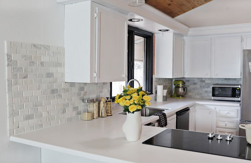 How To Install A Backsplash In Your Kitchen