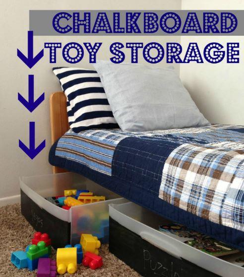 Plastic Toy Box Ideas