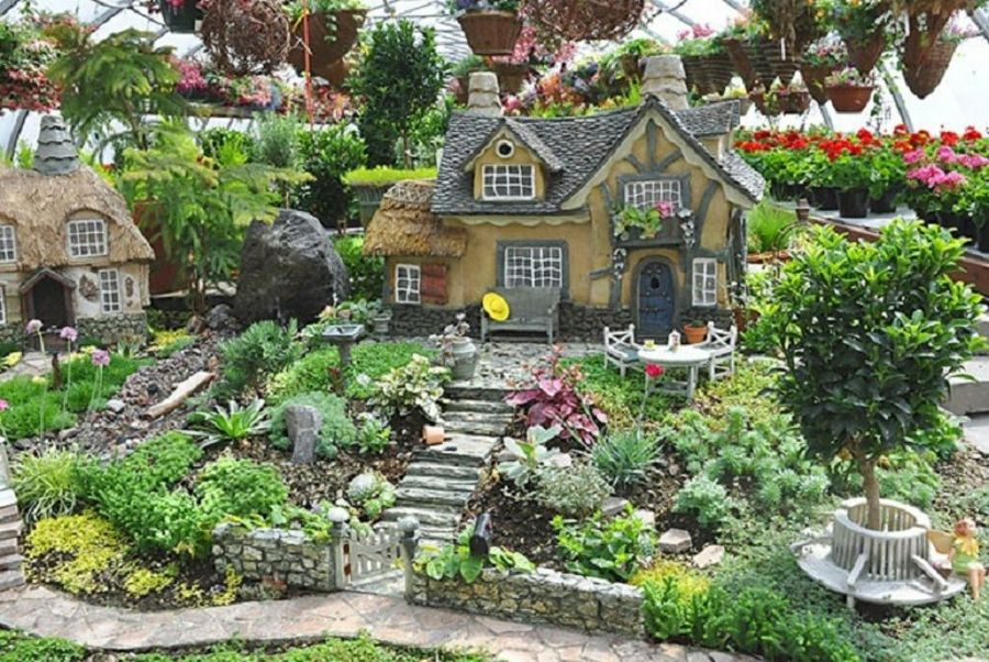 Fairy Neighborhood