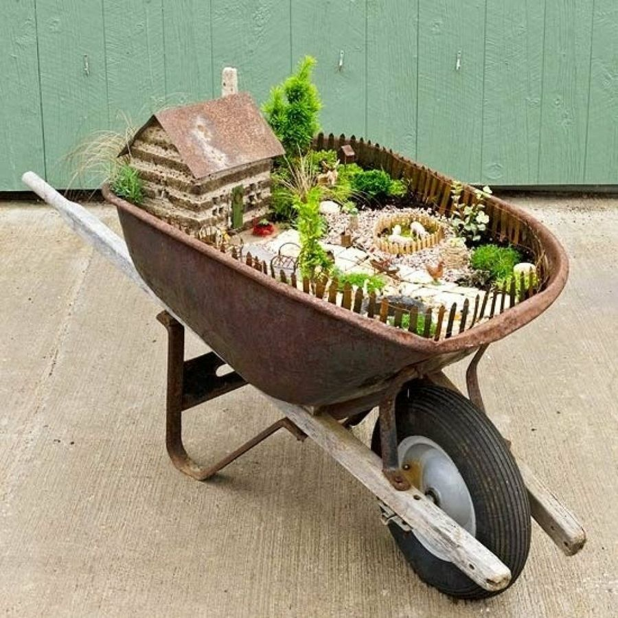 Wheelbarrow Homestead