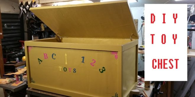 15 Diy Toy Box That Will Help To Organize Your Kids Room Home And