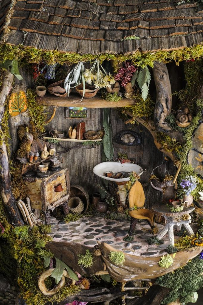 Detailed Fairy House