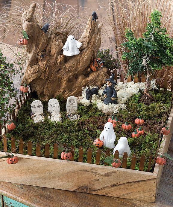 Fairy Grave Yard