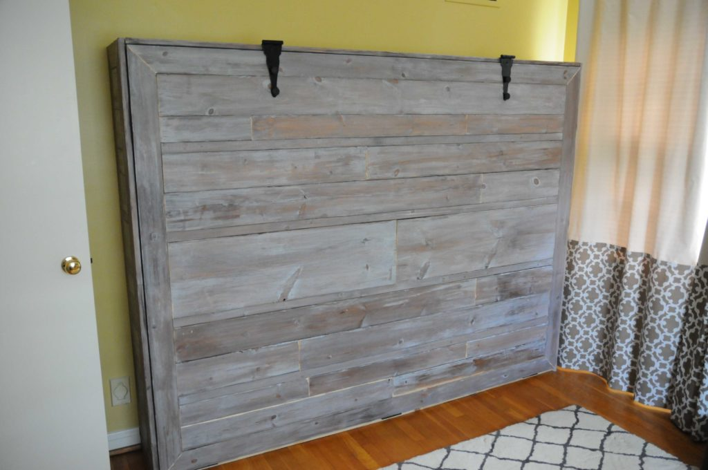 Horizontal Murphy Bed Diy How To Build