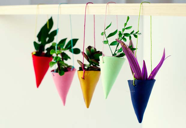 pot decoration idea